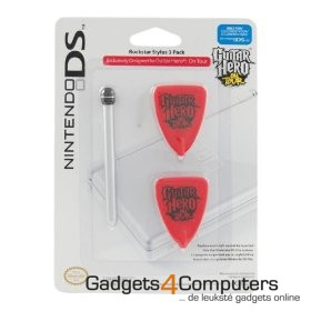 Guitar Hero Stylus Pack