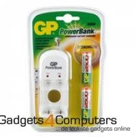 GP PowerBank S350 Batterij lader 220V