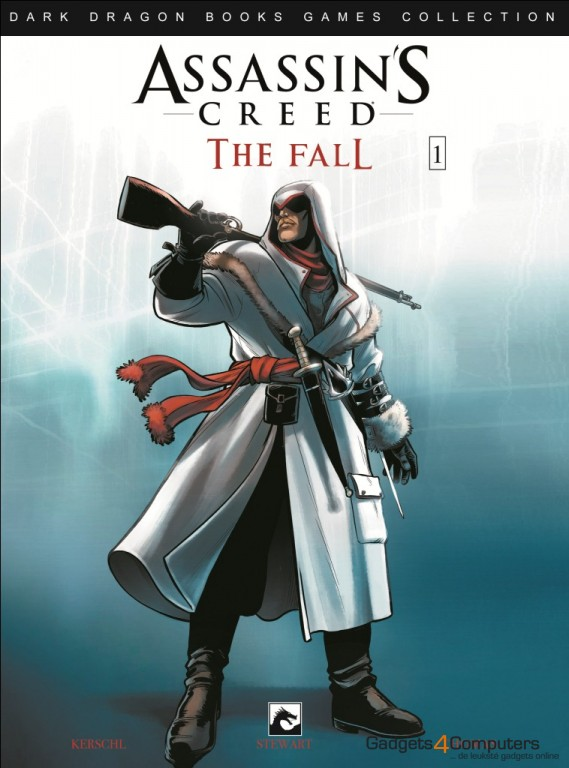 Stripboek - Assassin's Creed 1: The Fall