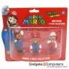 Super Mario - Mario 3 Pack Collection