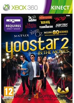 Kinect: Yoostar 2: In the Movies