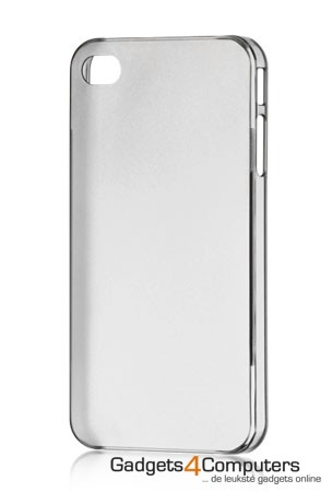 Iphone 5 - Crystal Case +  2x Screenprotector