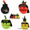 Fruit Ninja- Plush Assortiment +Sound-13CM