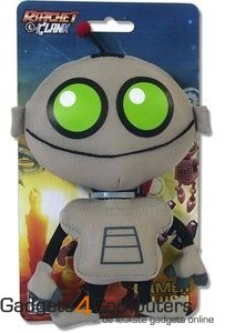 Clank Plush Large