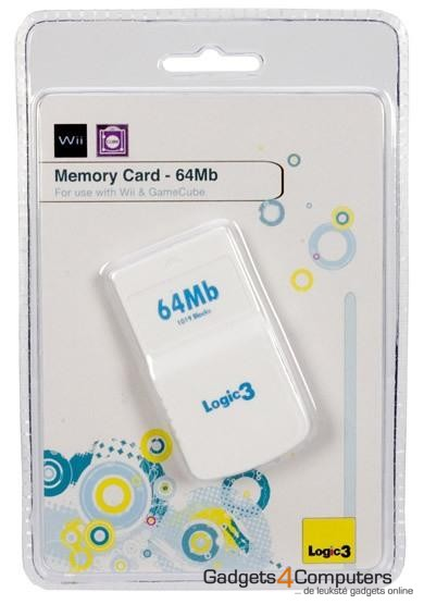 64MB/1019 Blocks Memory Card