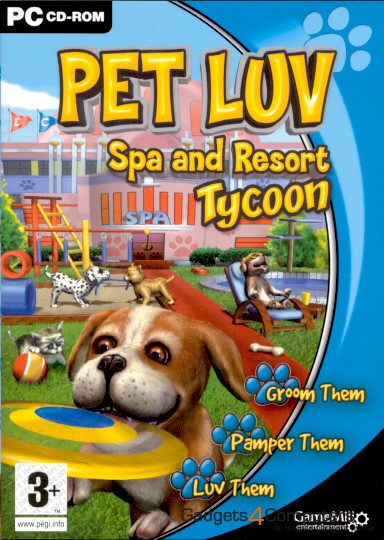 Pet Luv: Spa and Resort Tycoon