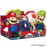 Plush - New Super Mario Bros U - Assorti - 19cm